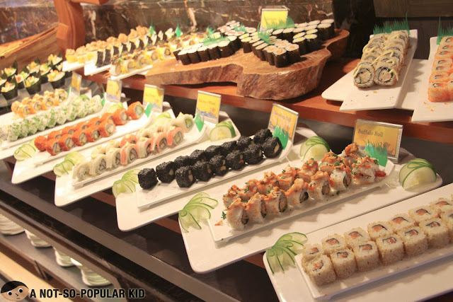 Japanese Sushi of Vikings MOA