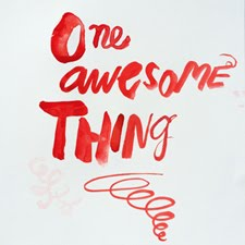 One Awesome Thing