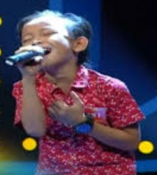 Johannes Tinambunan jojo Indo Idol Junior