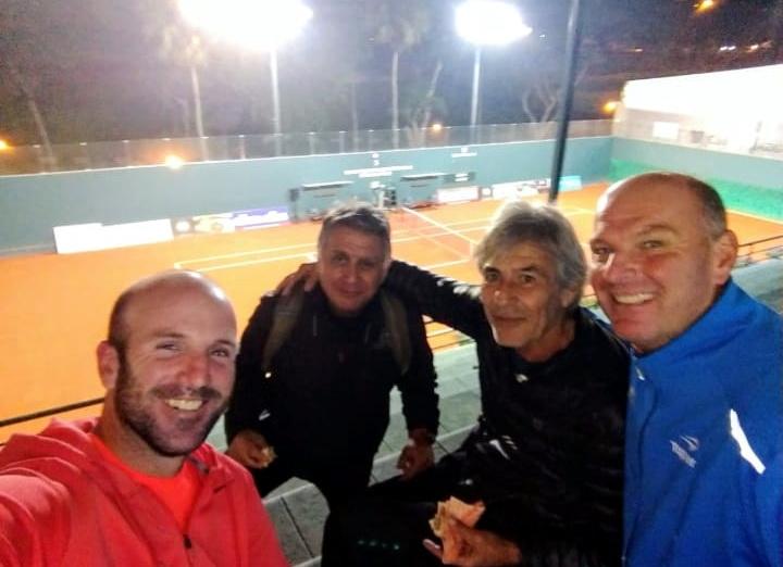 "ITF SENIORS GRADO ""A"" PERU - AVANZAN ARGENTINOS"