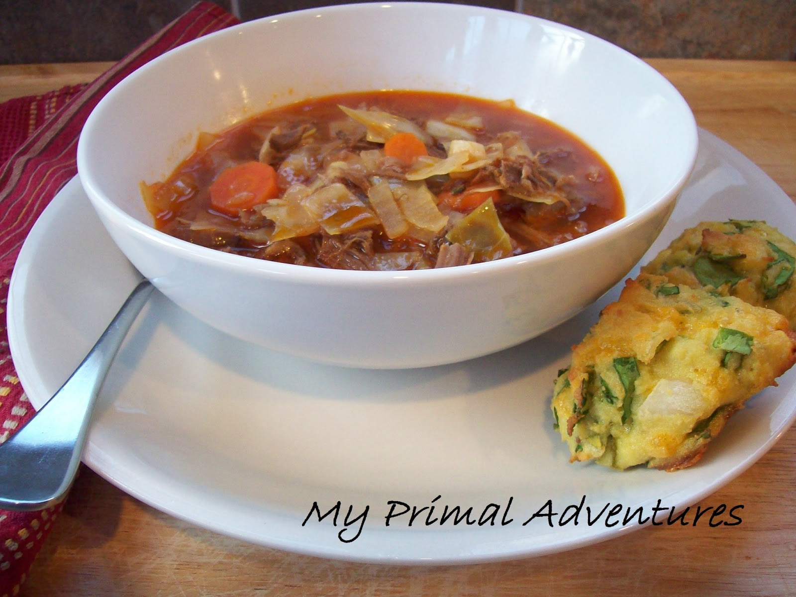My Primal Adventures: Frugal Paleo--and Scotch Broth Soup