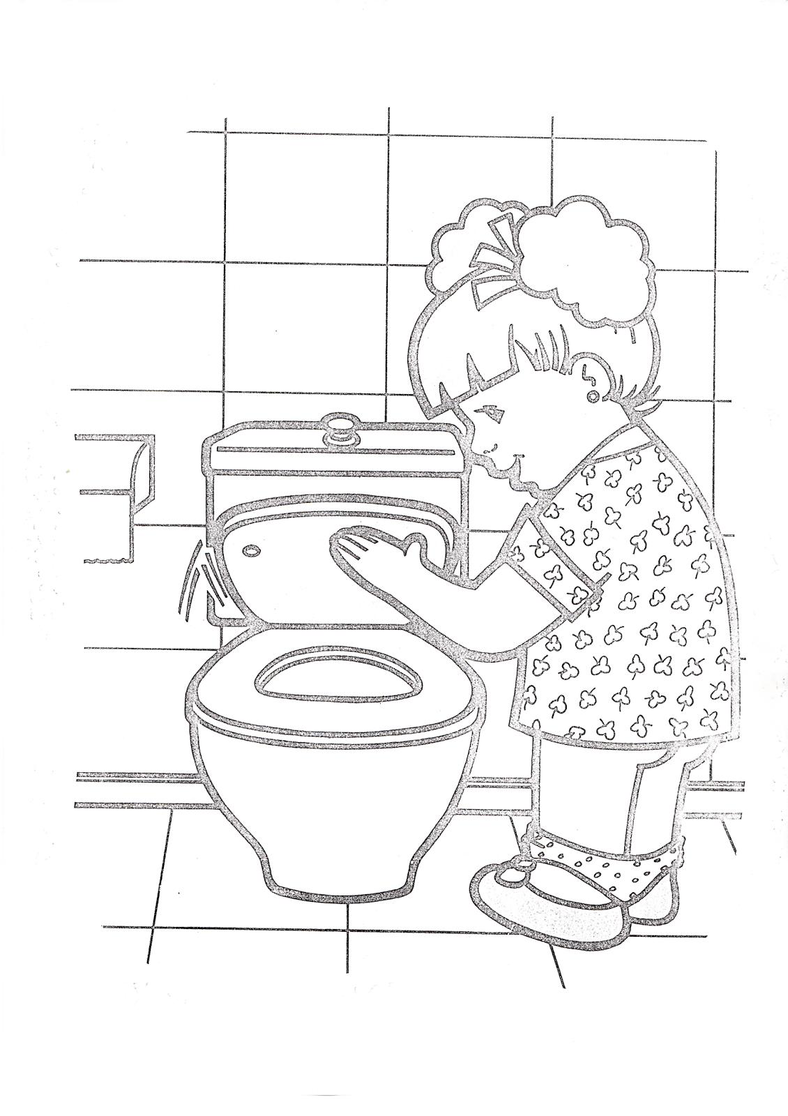 Baño Escuela Infantil:Escuela infantil castillo de Blanca: PREPARACIÓN DEL AULA