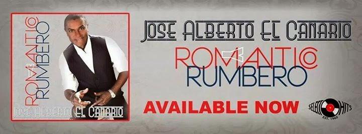 JOSE ALBERTO...ROMANTICO RUMBERO