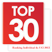 Ranking Individual da UCI 2013
