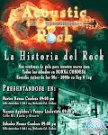 Rockabilly Orchestra: Rock acústico 50's- 2000's