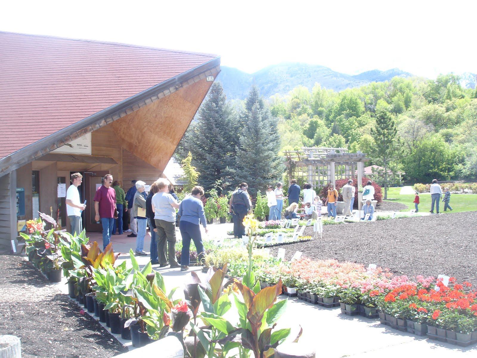 ogden botanical gardens: may 2011