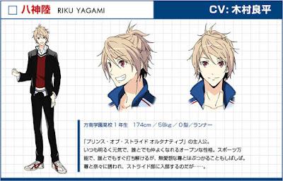Ryohei Kimura sebagai Riku Yagami