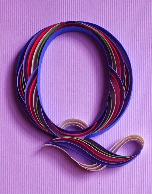 17-Q-Quilling-Illustrator-Typographer-Calligrapher-Paper-Sculptor-Sabeena-Karnik-Mumbai-India-Sculptures-A-to-Z-www-designstack-co