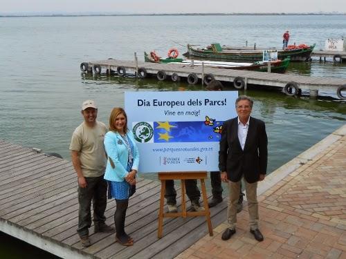 Medio Ambiente organiza 50 actividades en mayo con motivo del 'Día Europeo de los Parques Naturales'