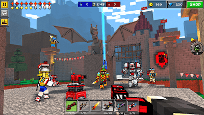 Pixel Gun 3D v 10.2.1 Apk Mod (Unlock-Money)+ Data 1