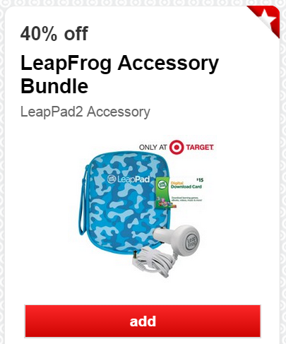 CHEAP LeapFrog Accessory Bundle At Target