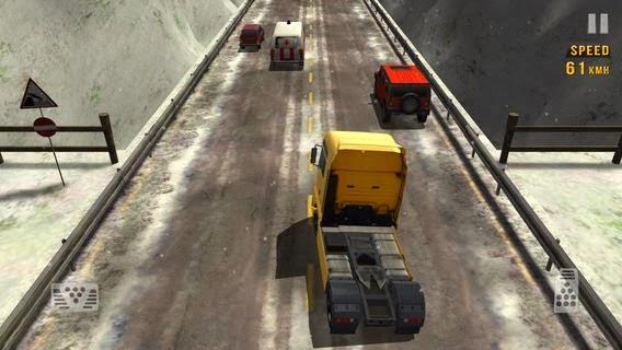 تحميل لعبة سباق السيارات المميزة Traffic Racer للأندرويد مجاناً  1.6.5 APK