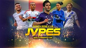 Patch Terbaru untuk PES 2016 dari  JVPES 1.0 Final