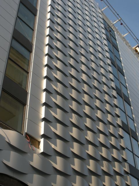 Steel Wall Cladding : Metal panel wall systems