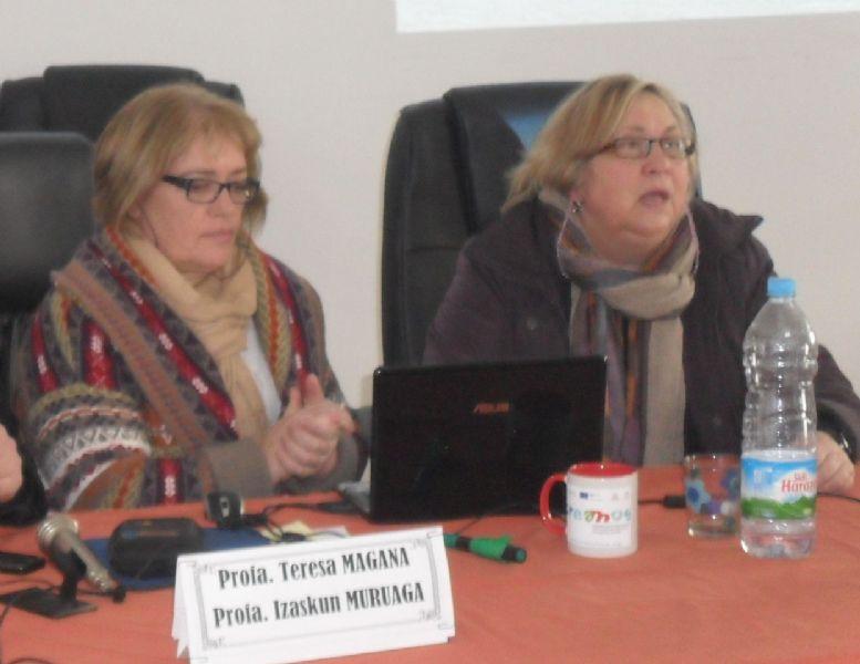 Taller para reforzar la inclusión de niños con discapacidad visual en las escuelas