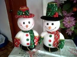 lindos muñecos de navidad