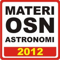 Download OSN Astronomi di bawah ini
