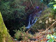 Gorg i cascada del Camí de la Palanca