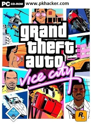 GTA Vice City Highly Compressed Full Version PC Game