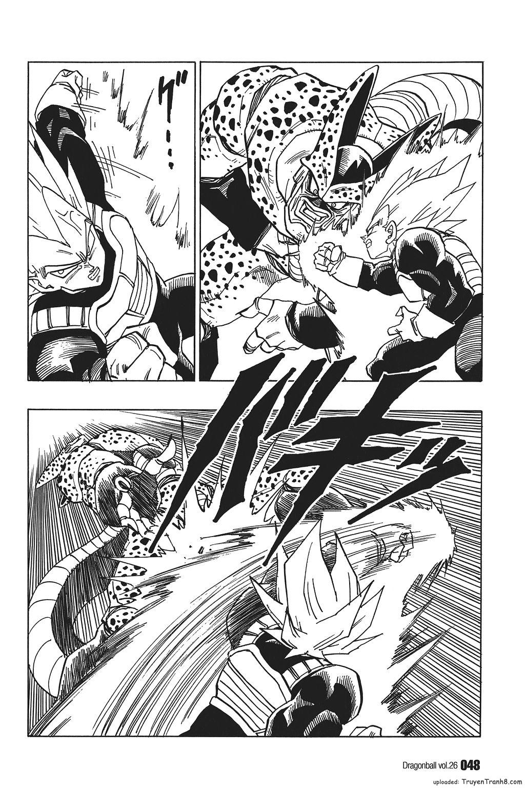 xem truyen moi - Dragon Ball Bản Vip - Bản Đẹp Nguyên Gốc Chap 378