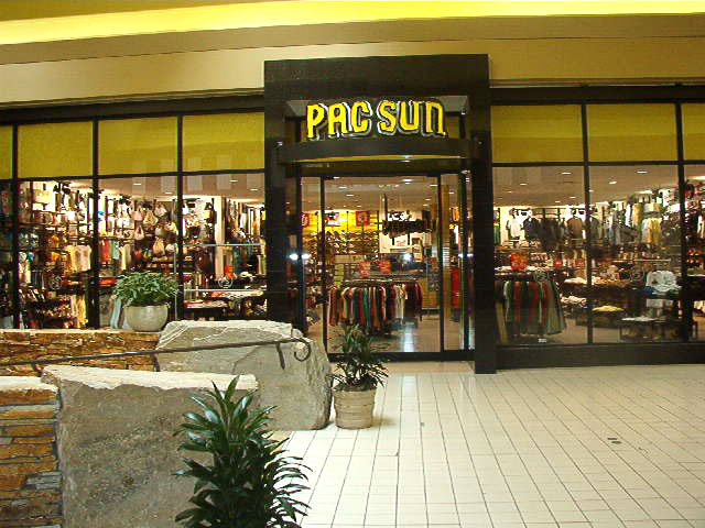 Pacsun clothing store locator