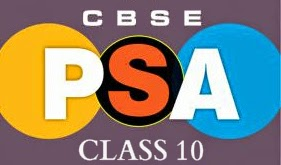 psa sample paper for class10, psa for class10, psa question paper class10
