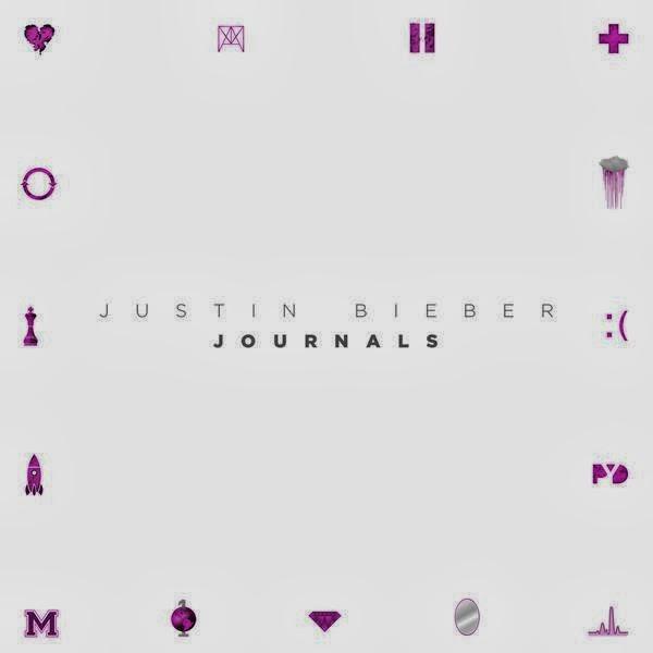 1312zae161 Justin Bieber   Journals
