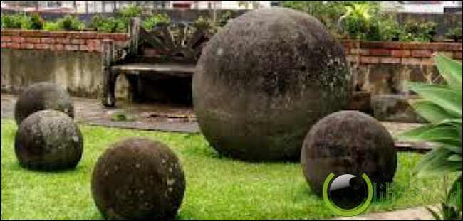 Stone Spheres, Kosta Rika