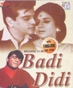 Badi Didi 1969 Hindi Movie Watch Online