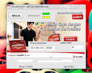 Inject Telkomsel Untuk Indonesia No Limit 15 Oktober 2015