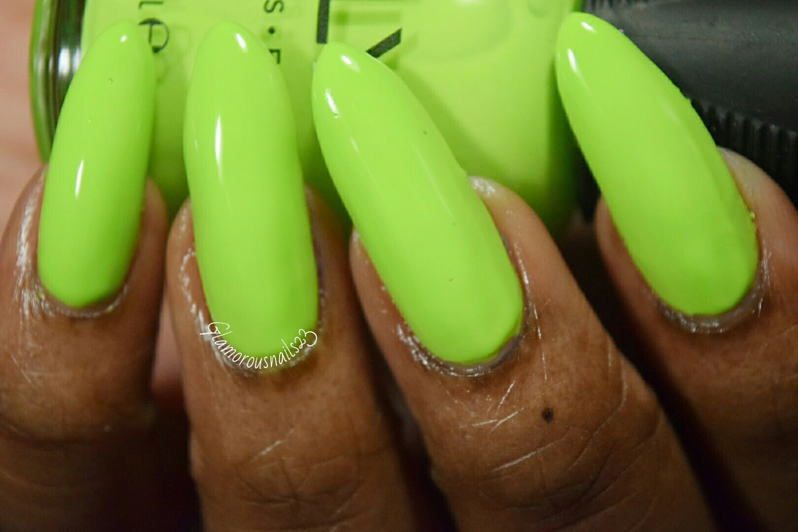 Orly Adrenaline Rush Collection Swatches & Review - Glamorousnails23