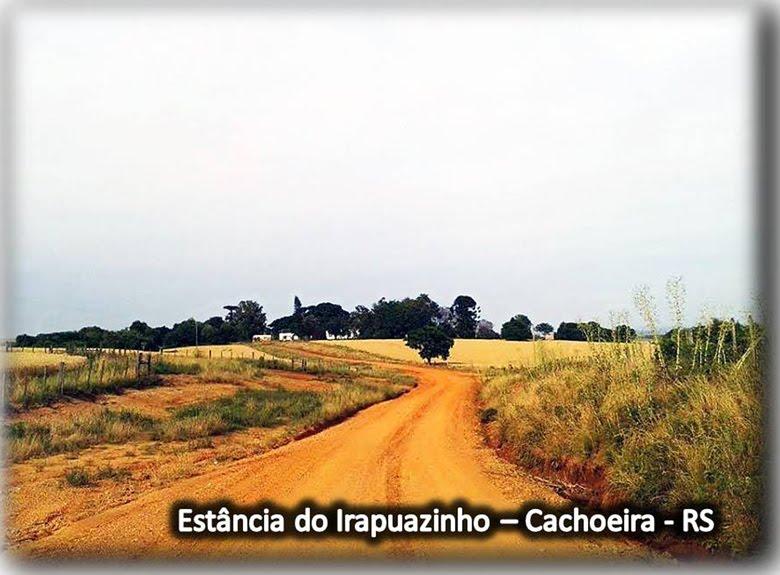 Estância do Irapuazinho - Cachoeira do Sul - RS