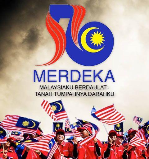 Tema Dan Gambar Logo Hari Kemerdekaan 2015 Malaysia | Caroldoey