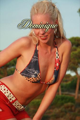 Acompanhante Dominique