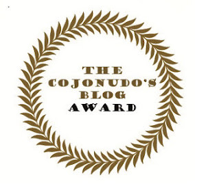 PREMIO COJONUDO´S BLOG.