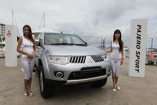Mitsubishi Pajero Sport Pictures