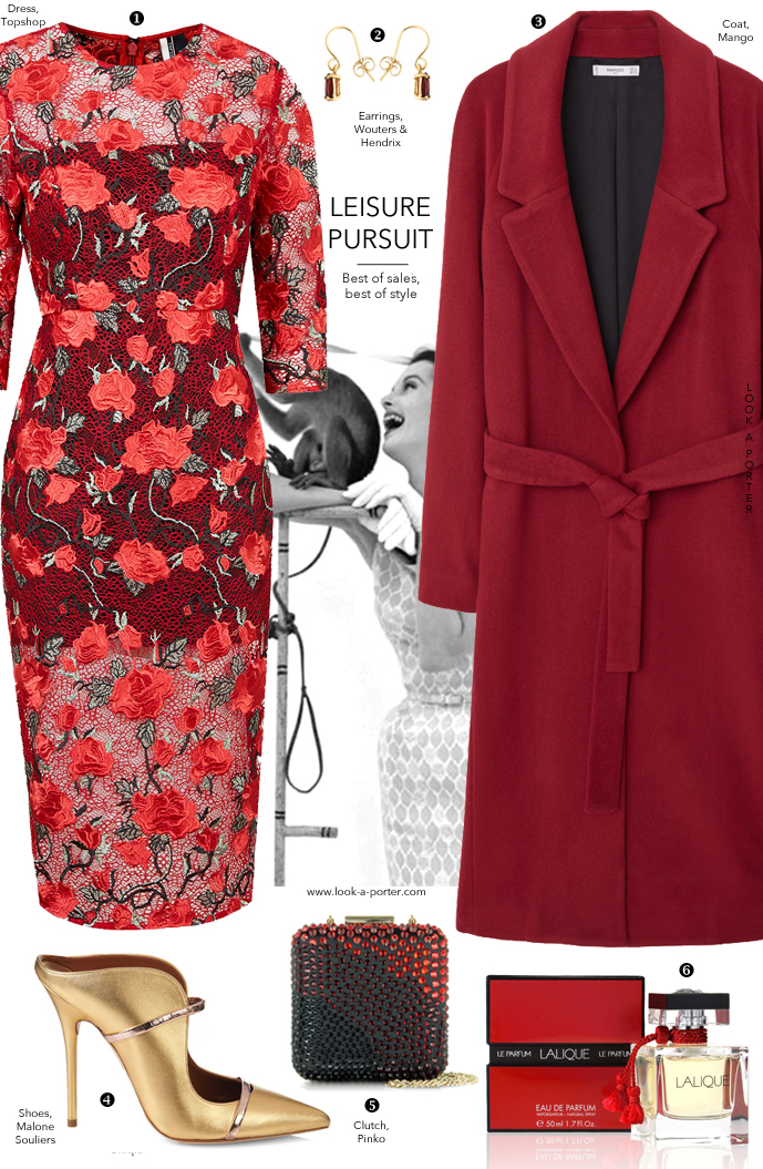 What to wear on New Year's Eve and celebrate the Year of Money in style via www.look-a-porter.com style & fashion blog