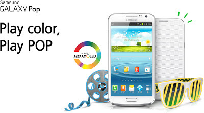 Samsung Galaxy Pop SHV-E220S