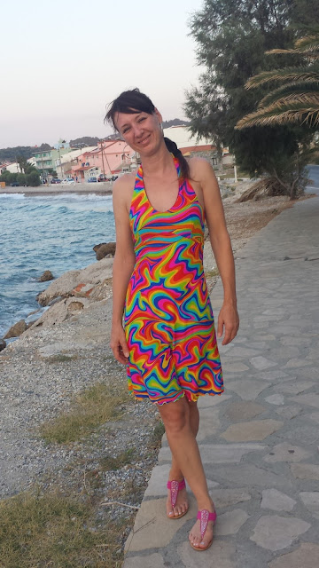 La playa Sommerkleid