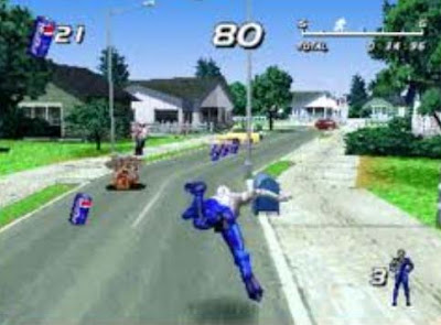 Free Download Games Pepsiman Full Version For PC