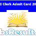 SBI Clerk Admit Card 2015 Clerical Caldre Exam Call Letter