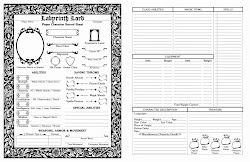 Labyrinth Lord/AEC Character Sheet