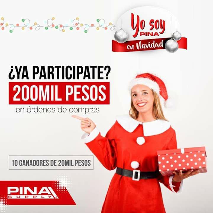 Pina Supply!