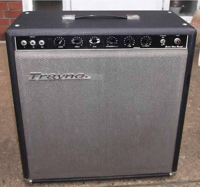 Traynor bass amp vintage