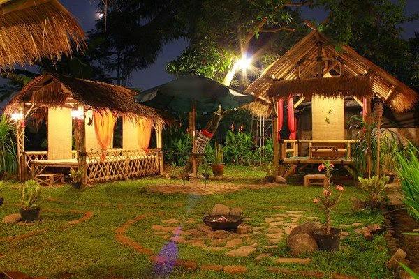 Tukang saung bambu | jasa dekorasi rumah kayu atau saung dan gazebo | pakar saung