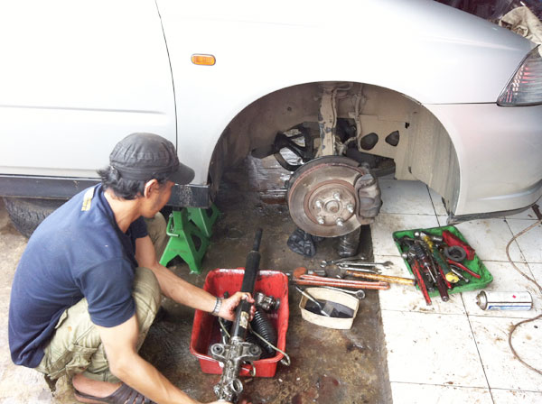 Spesialis Power Steering Bintaro