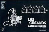 Los gusanos panteoneros,Kukulkán Athalwolf,Resistencia  tienda de comics en México distrito federal, venta de comics en México df