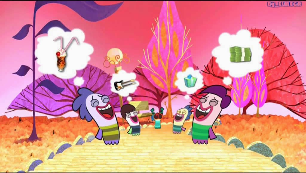 Fish Hooks / Pecezuelos: Temporada 01 - Audio Latino