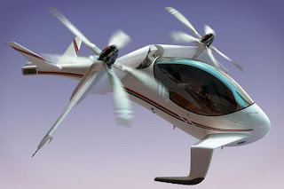 Pesawat Pribadi Super Mewah