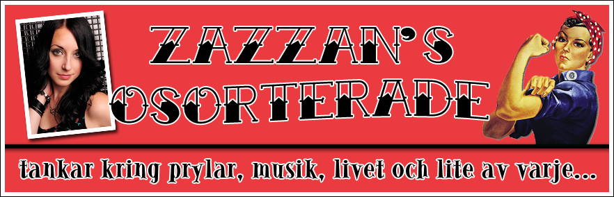Zazzan's osorterade